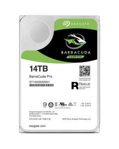 """Seagate BarraCuda Pro  14TB 7200RPM SATA III 6Gb/s 256MB Cache 3.5"""" Desktop Hard Drive - ST14000DM001"""