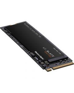 Western Digital Black SN750 500GB PCIe NVMe Gen-3 x4 3D TLC NAND M.2 NGFF (2280) Solid State Drive - WDS500G3X0C