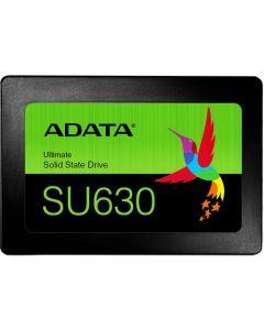 "ADATA Ultimate SU630  3.84TB SATA III 6Gb/s 3D QLC NAND 2.5"" 7mm Solid State Drive - ASU630SS-3T84Q-R"