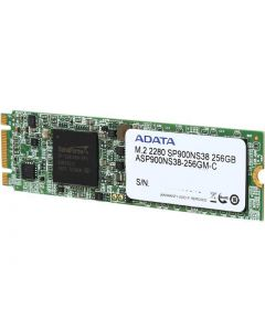 ADATA Premier Pro SP900 256GB SATA 6Gb/s MLC NAND M.2 NGFF (2280) Solid State Drive - ASP900NS38-256GM-C
