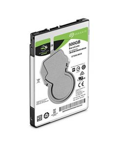 "Seagate BarraCuda 500GB 5400RPM SATA 6Gb/s 128MB Cache 2.5"" 7mm Laptop Hard Drive - ST500LM030"