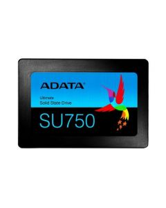 "ADATA Ultimate SU750  512GB SATA III 6Gb/s 3D TLC NAND 2.5"" 7mm Solid State Drive - ASU750SS-512GT-C"