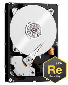 "W.D. Xe Datacenter 300GB 10,000RPM SAS 6Gb/s 32MB Cache 2.5"" 15mm Enterprise Class Hard Drive - WD3001BKHG"