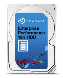 "Seagate Enterprise Performance 10K HDD 300GB 10K RPM 32GB NAND Flash SAS 12Gb/s 128MB Cache 2.5"" 15mm Enterprise Class Hard Drive - ST300MM0018 (SED)"