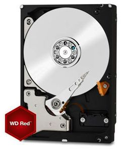 "W.D. Red 1TB IntelliPower SATA 6Gb/s 16MB Cache 2.5"" 9.5mm Enterprise Class Hard Drive - WD10JFCX"