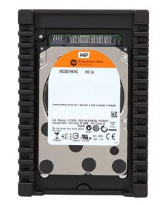 "Western Digital Xe Datacenter 300GB 10K RPM SAS 6Gb/s 32MB Cache 3.5"" Enterprise Class Hard Drive - WD3001HKHG"
