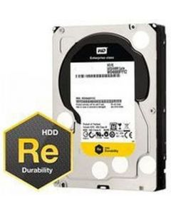"Western Digital Re Datacenter 1TB 7200RPM SATA 6Gb/s 128MB Cache 3.5"" Enterprise Class Hard Drive - WD1004FBYZ"