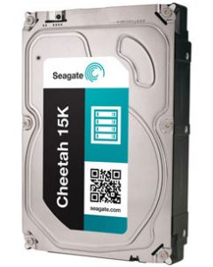 "Seagate Cheetah 15K.7 450GB 15K RPM SAS 6Gb/s 16MB Cache 3.5"" Enterprise Class Hard Drive - ST3450757SS (SED)"
