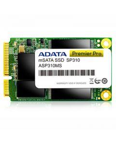 ADATA Premier Pro SP310 256GB SATA 6Gb/s MLC NAND mSATA Solid State Drive - ASP310S3-256GM-C