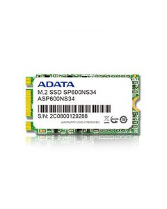 ADATA Premier SP600 256GB SATA 6Gb/s MLC NAND M.2 NGFF (2242) Solid State Drive - ASP600NS34-256GM-C