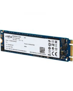 Crucial MX200 500GB SATA 6Gb/s MLC NAND mSATA Solid State Drive - CT500MX200SSD3 (TCG Opal 2)