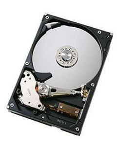 "Hitachi Deskstar T7K500 250GB 7200RPM SATA II 3Gb/s 8MB Cache 3.5"" Desktop Hard Drive - HDT725025VLA380"