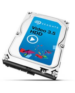 "Seagate Video 3.5 HDD 4TB 5900RPM SATA III 6Gb/s 64MB Cache 3.5"" Desktop Hard Drive - ST4000VM000"