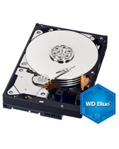 "Western Digital Blue 2TB 5400RPM SATA III 6Gb/s 64MB Cache 3.5"" Desktop Hard Drive - WD20EZRZ"