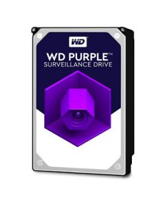 "Western Digital Purple 8TB 5400RPM SATA III 6Gb/s 128MB Cache 3.5"" Desktop Hard Drive - WD80PURZ"