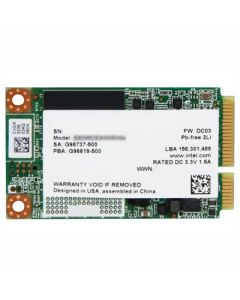 Intel 530 240GB SATA 6Gb/s MLC NAND mSATA Solid State Drive - SSDMCEAW240A401 (FDE AES-256)
