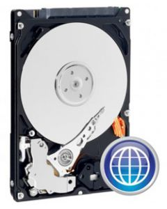 "W.D. Scorpio Blue 160GB 5400RPM Ultra ATA-133Mb/s 8MB Cache 2.5"" 9.5mm Laptop Hard Drive - WD1600BEVE"