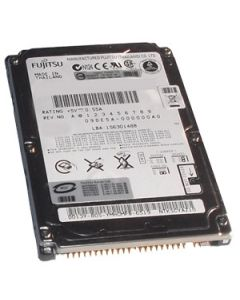 "Fujitsu MHW2-AT 80.0GB 4200RPM Ultra ATA-100Mb/s 8MB Cache 2.5"" 9.5mm Laptop Hard Drive - MHW2080AT"