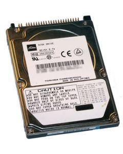 "Toshiba 40.0GB 5400RPM Ultra ATA-100Mb/s 8MB Cache 2.5"" 9.5mm Laptop Hard Drive - MK4032GAX"