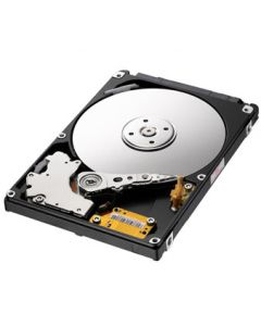"""Hitachi Travelstar 5K500  400GB 5400RPM SATA II 3Gb/s 8MB Cache 2.5"""" 12.5mm Laptop Hard Drive - HTS545040KTA300"""