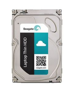 "Seagate Laptop Thin 500GB 5400RPM SATA 6Gb/s 16MB Cache 2.5"" 7mm Laptop Hard Drive - ST500LT015 (SED FIPS 140-2 Opal)"