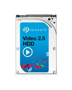 "Seagate Video 2.5 500GB 5400RPM SATA 3Gb/s 16MB Cache 2.5"" 7mm Laptop Hard Drive - ST500VT000"