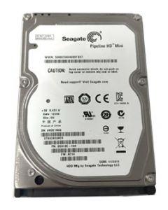 """Seagate Pipeline HD Mini  160GB 5400RPM SATA II 3Gb/s 8MB Cache 2.5"""" 9.5mm Laptop Hard Drive - ST91603110CS"""