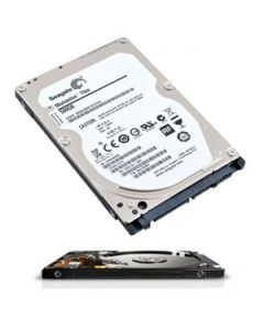 "Seagate Momentus Thin  160GB 7200RPM SATA II 3Gb/s 16MB Cache 2.5"" 7mm Laptop Hard Drive - ST160LT011"