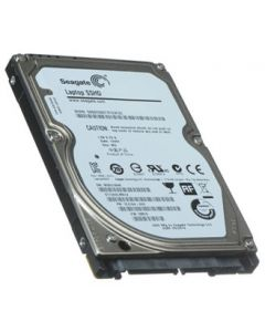 "Seagate Momentus 5400  500GB 5400RPM SATA II 3Gb/s 16MB Cache 2.5"" 9.5mm Laptop Hard Drive - ST9500428AS"