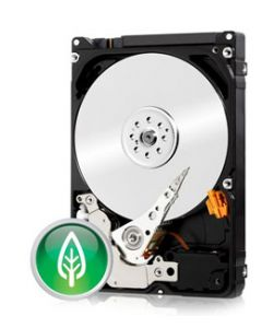 "W.D. Green 2TB IntelliPower SATA 3Gb/s 8MB Cache 2.5"" 15mm Laptop Hard Drive - WD20NPVT"