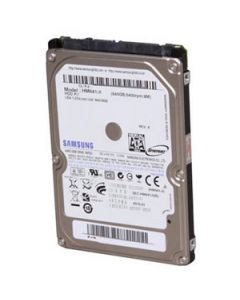 "Samsung Spinpoint M6  400GB 5400RPM SATA II 3Gb/s 8MB Cache 2.5"" 9.5mm Laptop Hard Drive - HM400LI"