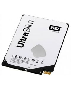 """W.D. Black UltraSlim SSHD 500GB 5400RPM 16GB NAND Flash Hybrid SFF-8784 SATA 6Gb/s 8MB Cache 2.5"""" 5mm Solid State Hybrid Drive - WD5000M22K"""