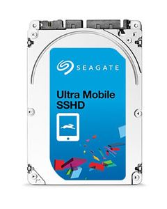 "Seagate Ultra Mobile SSHD 500GB 5400RPM 8GB NAND Flash SATA 6Gb/s 64MB Cache 2.5"" 5mm Solid State Hybrid Drive - ST500LX013"