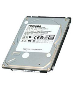 "Toshiba 500GB 5400RPM 8GB NAND Flash SATA 6Gb/s 32MB Cache 2.5"" 7mm Solid State Hybrid Drive - MQ01ABF050H"