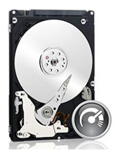 "W.D. Black SSHD 1TB 5400RPM 16GB NAND Flash SATA 6Gb/s 16MB Cache 2.5"" 7mm Solid State Hybrid Drive - WD10S12X"