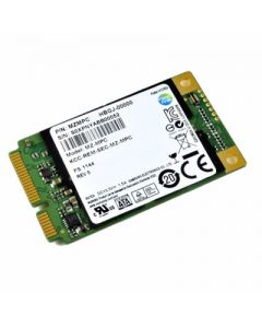 Samsung PM830 32GB SATA 6Gb/s MLC NAND mSATA Solid State Drive - MZMPC032HBCD (FDE AES-256)