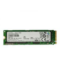 Samsung PM961 512GB PCle NVMe Gen-3.0 x4 TLC V-NAND M.2 NGFF (2280) Solid State Drive - MZVLW512HMJP (TCG Opal 2)