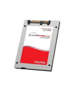 "SanDisk CloudSpeed Ultra 100GB SATA 6Gb/s eMLC NAND 2.5"" 7mm Solid State Drive - SDLFOEAM-100G-1HA1"