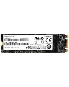 SanDisk X300 256GB SATA 6Gb/s MLC NAND M.2 NGFF (2280) Solid State Drive - SD7SN6S-256G