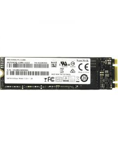SanDisk X400 512GB SATA 6Gb/s TLC NAND M.2 NGFF (2280) Solid State Drive - SD8SN8U-512G-1122 (TCG Opal 2)