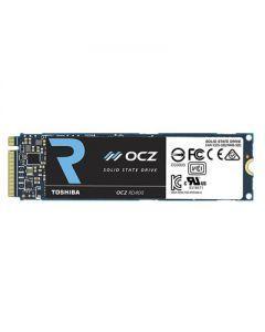 Toshiba OCZ RD400 512GB PCIe NVMe Gen-3.1 x4 MLC NAND M.2 NGFF (2280) Solid State Drive - RVD400-M22280-512G