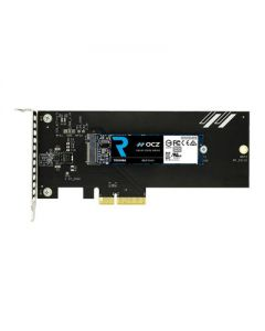 Toshiba OCZ RD400A 128GB PCI Express NVMe Gen-3.1 x4 MLC NAND HHHL Solid State Drive - RVD400-M22280-128G-A (with AIC)
