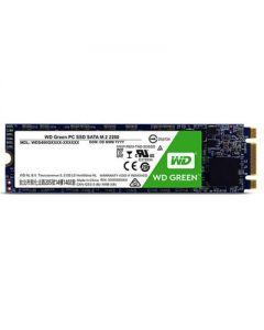 Western Digital Green 120GB SATA 6Gb/s TLC NAND M.2 NGFF (2280) Solid State Drive - WDS120G1G0B