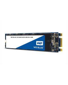 Western Digital Blue 500GB SATA III 6Gb/s 3D TLC NAND M.2 NGFF (2280) Solid State Drive - WDS500G2B0B