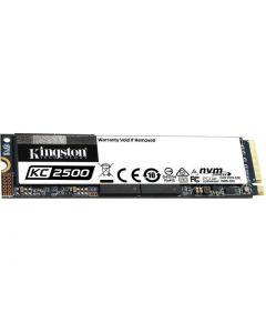 250GB PCIe NVMe Gen-3.0 x4  3D-TLC NAND Flash Dynamic-SLC Cache M.2 NGFF (2280) Solid State Drive - Kingston KC  (OPAL 2.0)