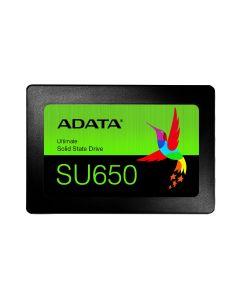 "ADATA Ultimate SU650  960GB SATA III 6Gb/s 3D TLC V-NAND 2.5"" 7mm Solid State Drive - ASU650SS-960GT-R"