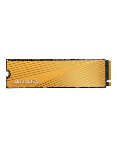 ADATA FALCON  512GB PCIe NVMe Gen-3.0 x4 TLC 3D NAND M.2 NGFF (2280) Solid State Drive - AFALCON-512G-C (TCG Opal 2)
