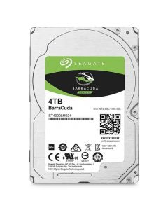 "Seagate BarraCuda  4TB 5400RPM SATA III 6Gb/s 128MB Cache 2.5"" 15mm Laptop Hard Drive - ST4000LM024"
