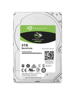 "Seagate BarraCuda  5TB 5400RPM SATA III 6Gb/s 128MB Cache 2.5"" 15mm Laptop Hard Drive - ST5000LM000"