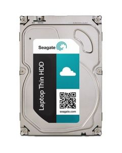 "Seagate Laptop Thin  500GB 5400RPM SATA III 6Gb/s 16MB Cache 2.5"" 7mm Laptop Hard Drive - ST500LT015 (SED FIPS 140-2 Opal)"